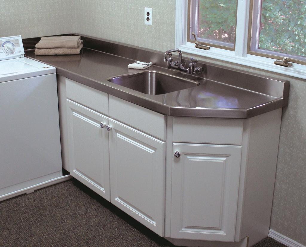 Stainless Steel Countertops For Residential Pros