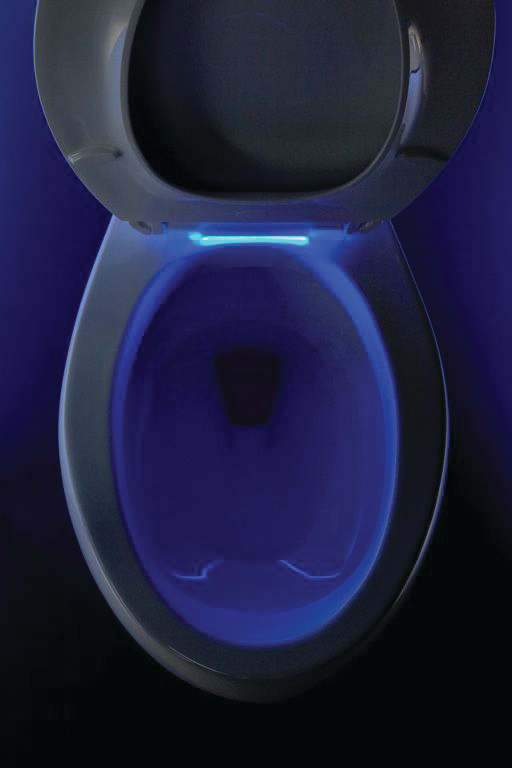 Night Light Toilet Seat For Residential Pros