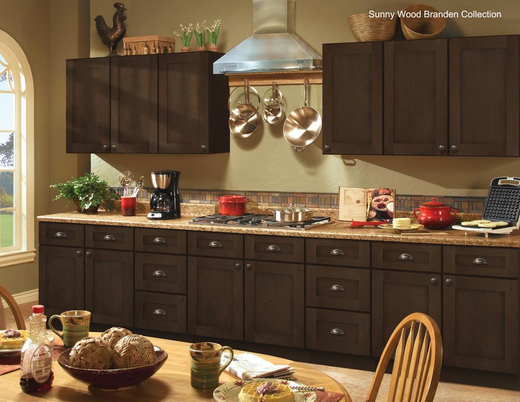Branden Kitchen Cabinets   For Residential Pros