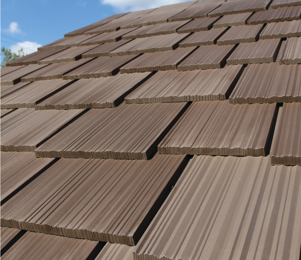 Roofing With Handcrafted Appearance For Residential Pros