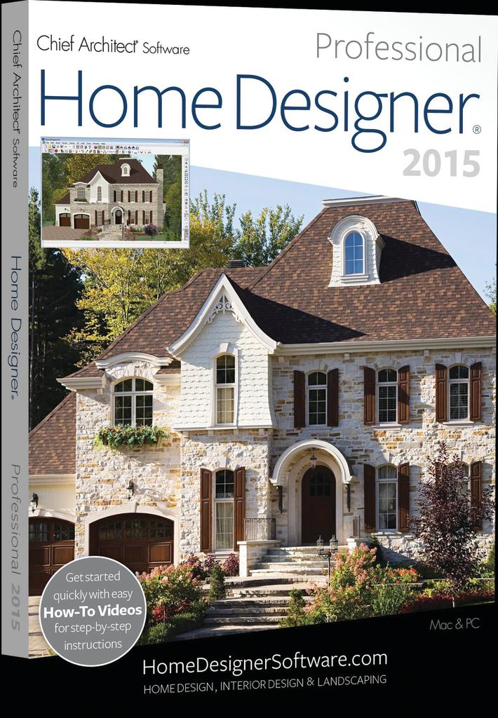 Home Designer 2015 Software   For Residential Pros