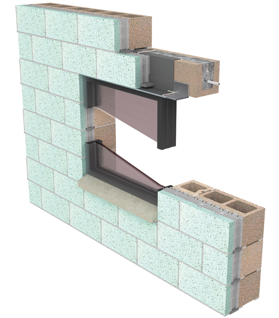 Insulated Concrete Masonry Unit For Residential Pros