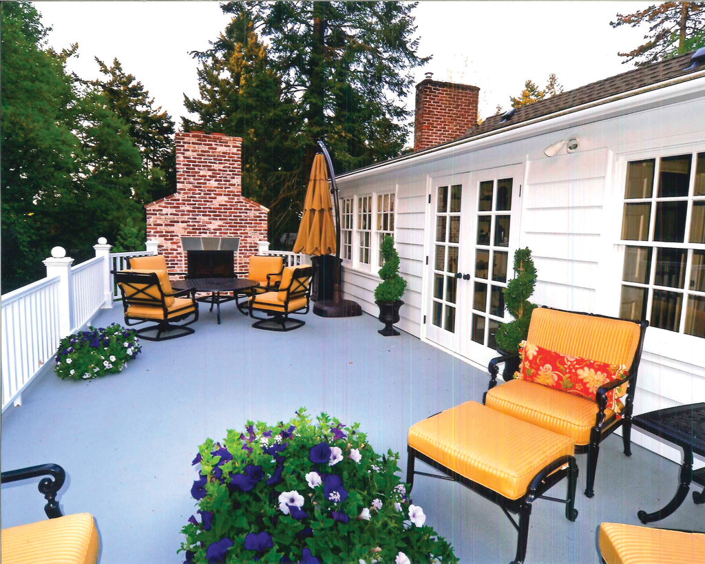 Building history into outdoor living space | For ... on Building Outdoor Living Space id=22639