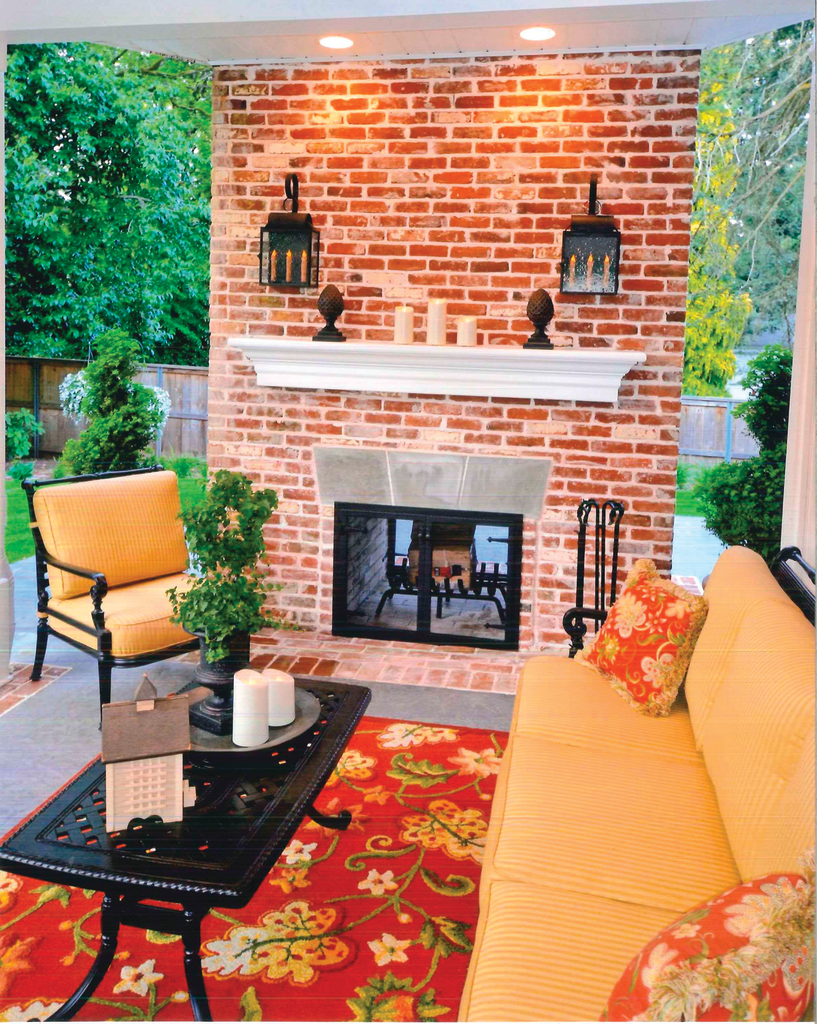 Building history into outdoor living space | For ... on Outdoor Living Buildings id=79071