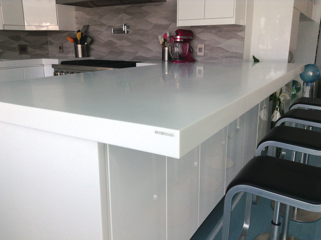 Krion Solid Surface For Residential Pros