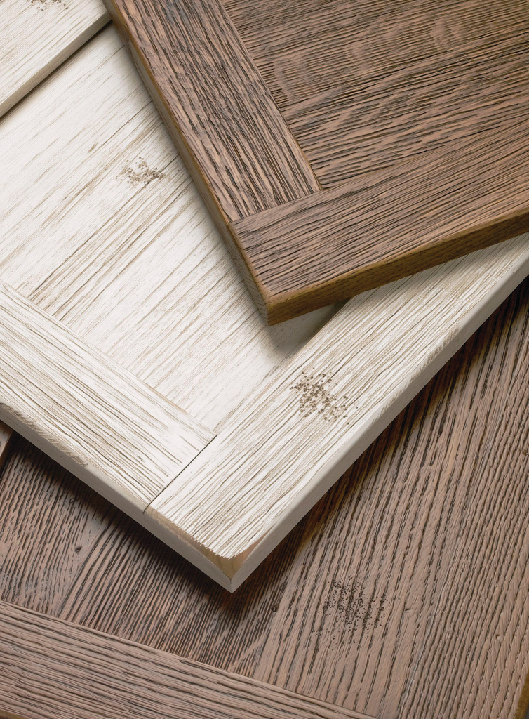 Weathered Grain Cabinet Components For Residential Pros