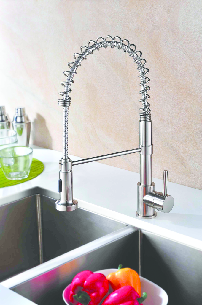 Apogee Kitchen Faucet For Residential Pros