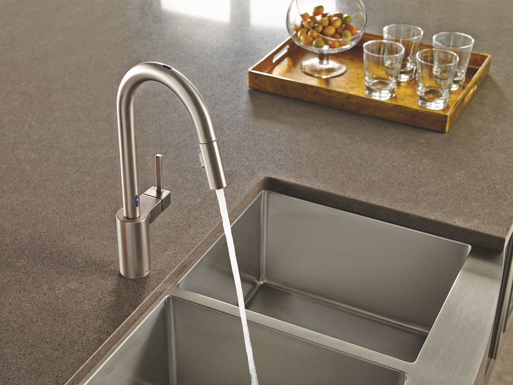 Align Motion Sense Kitchen Faucet For Residential Pros