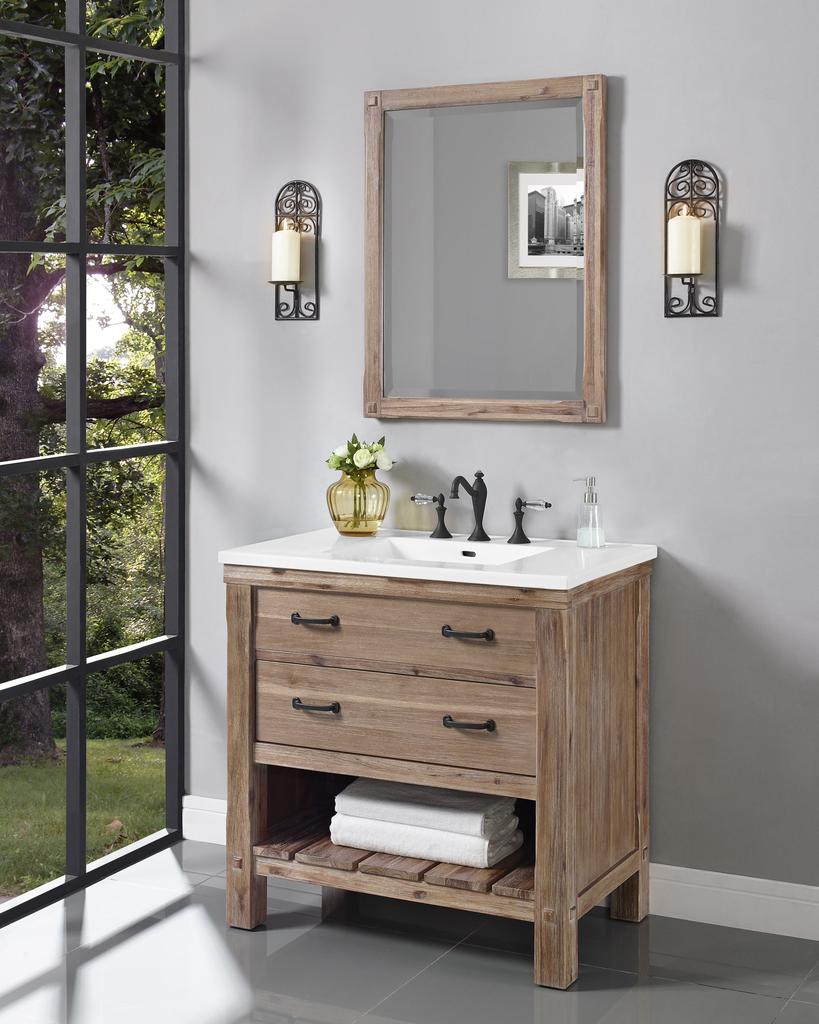 36 Bathroom Vanity Long Island Ny: Sonoma Sand Napa Vanity