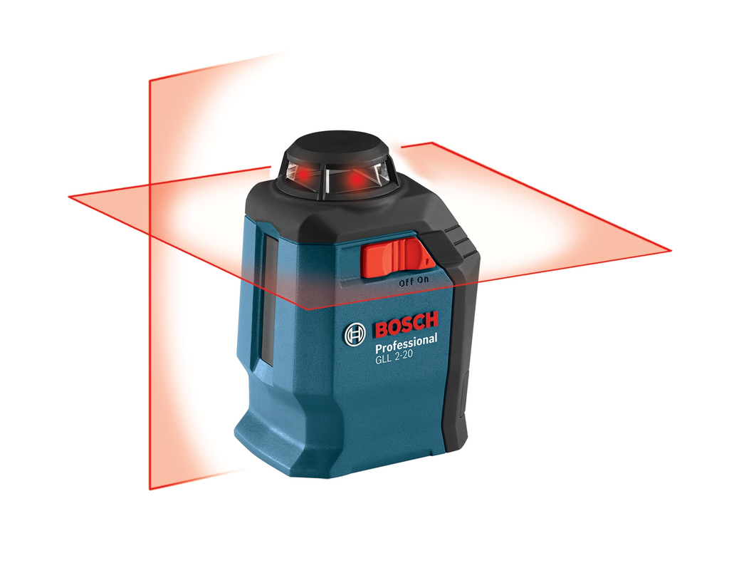 Self Leveling Laser Includes Positioning Device For
