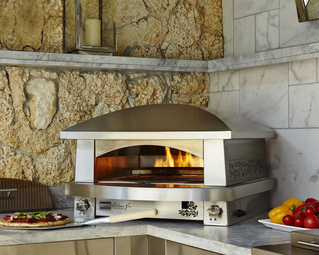Artisan Fire Pizza Oven For Residential Pros