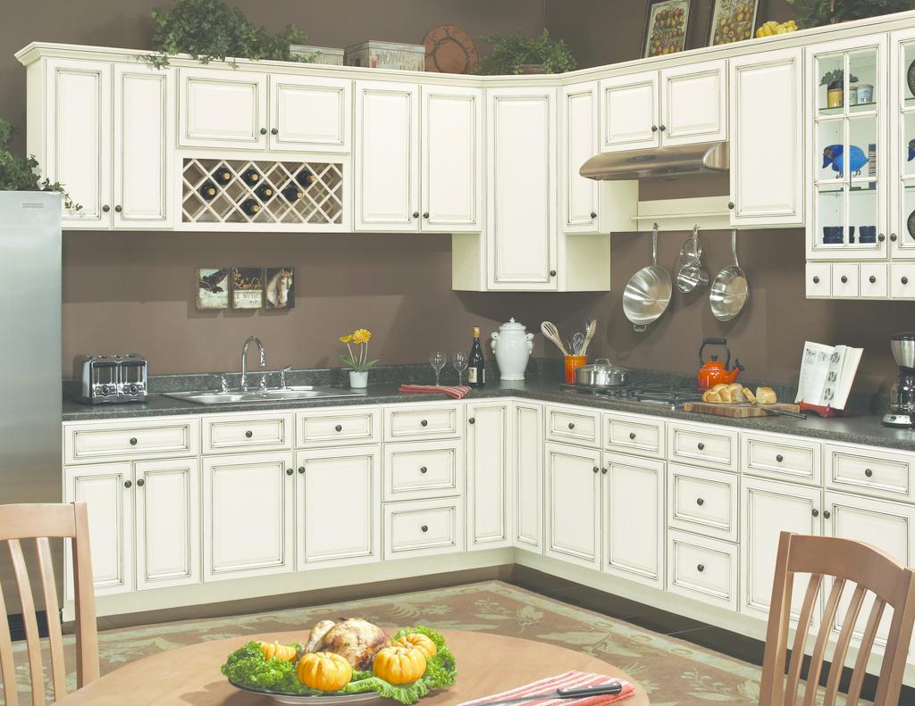 Sunnywood Sanibel Kitchen Cabinets