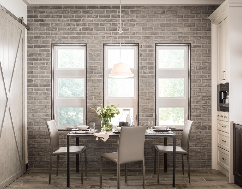 Tundrabrick: Brick Veneer Reflects Repurposing Design Trend