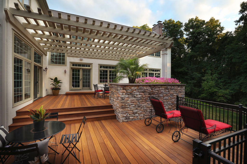 Transition With Decking Remodeling Industry News