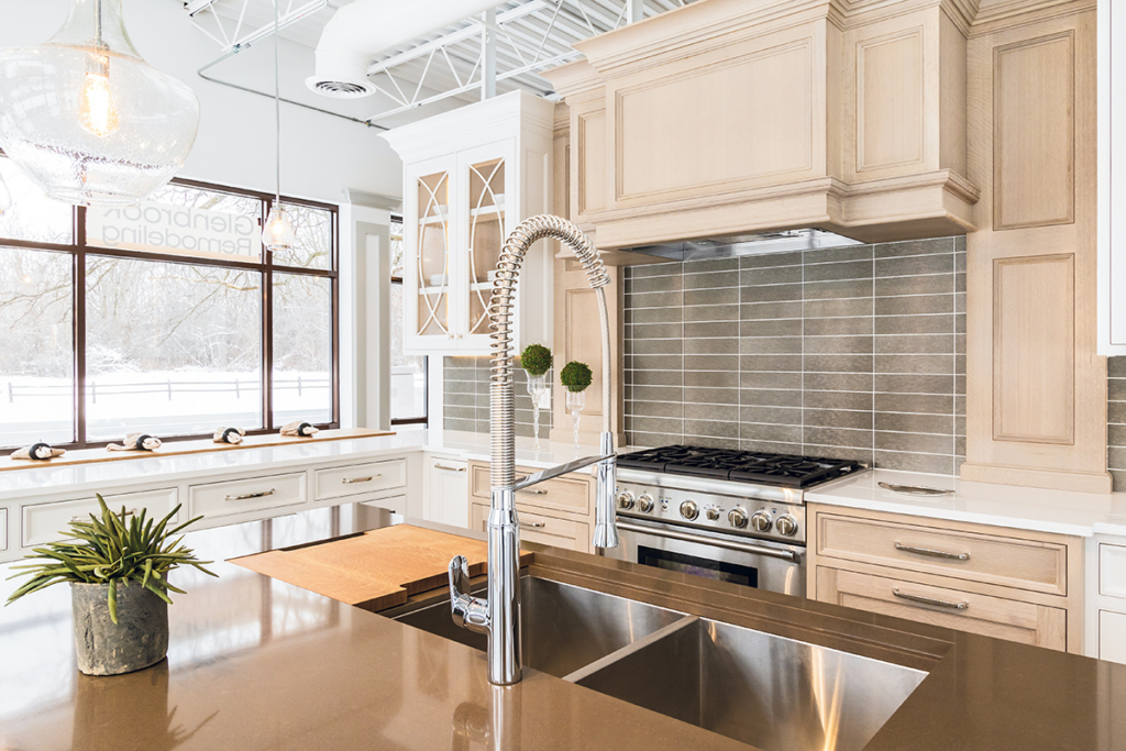Family-Owned Showroom Keeps it Local | Kitchen & Bath