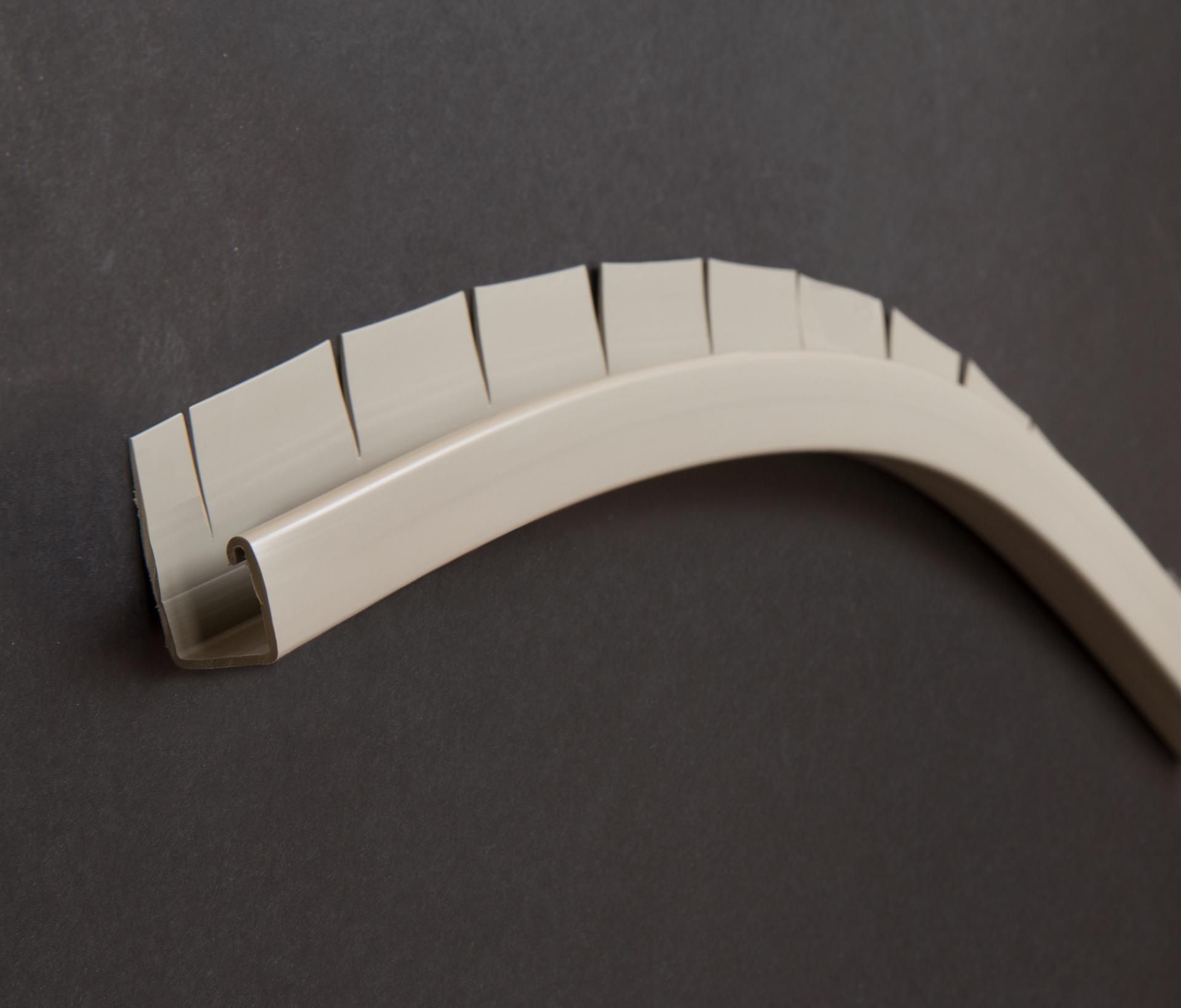 Vinyl Carpentry Flexible J Channel For Residential Pros