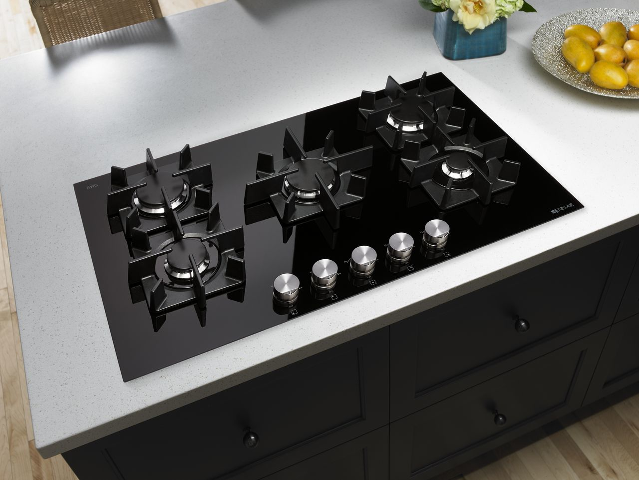 Glass Burner Gas Cooktop For Residential Pros