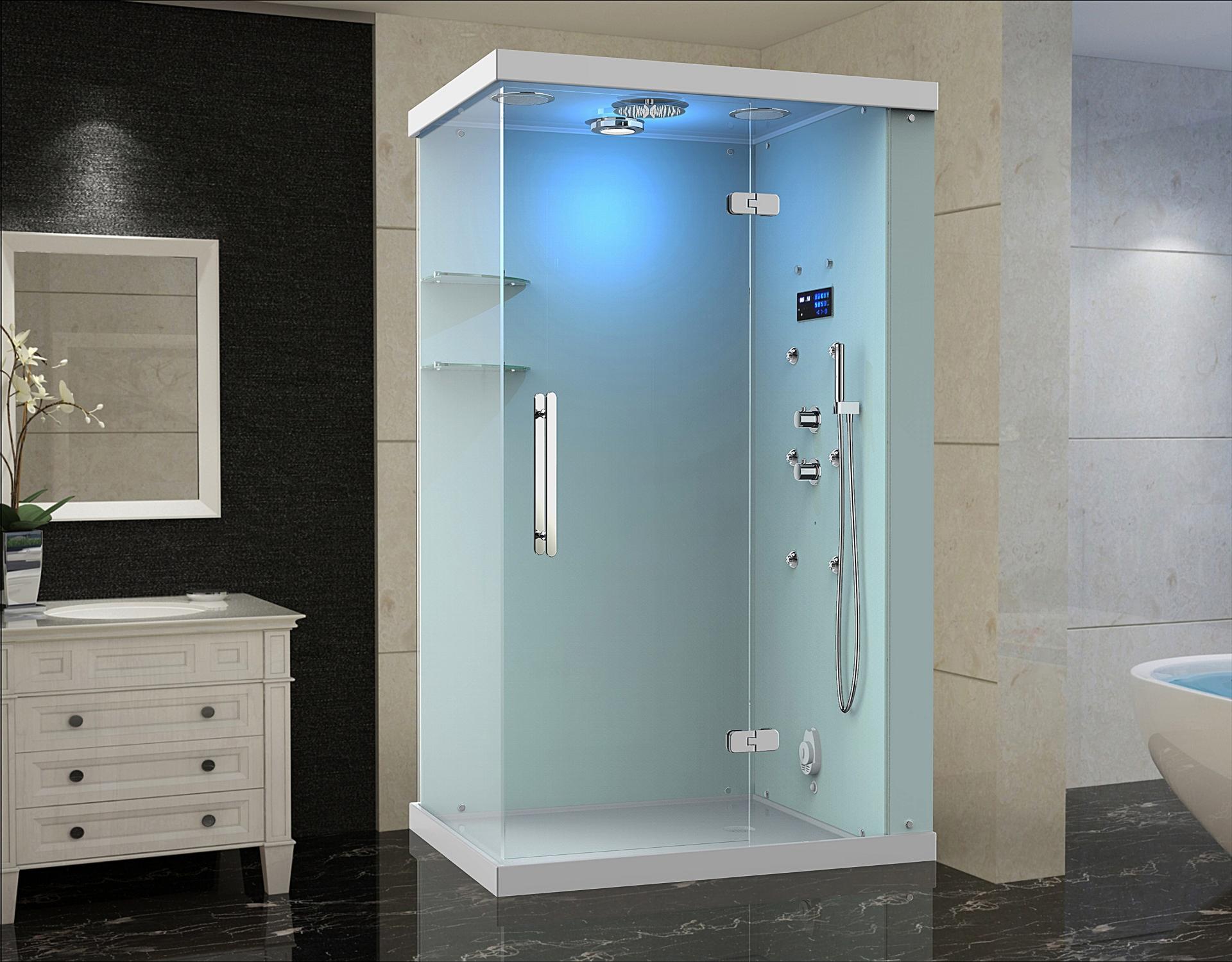Ovato Steam Shower | For Residential Pros