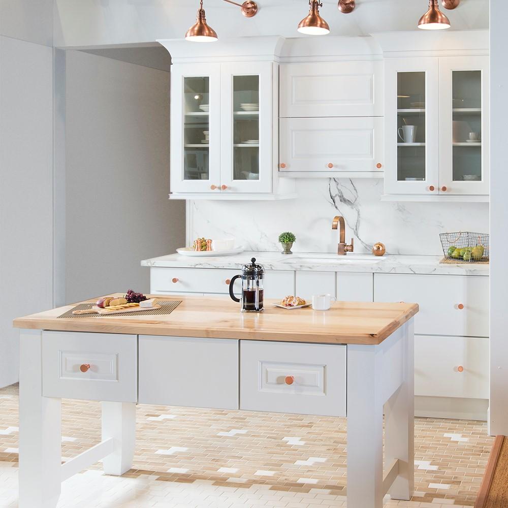 Paint Finish For Kitchen Cabinets: Porcelain Paint Cabinet Finish