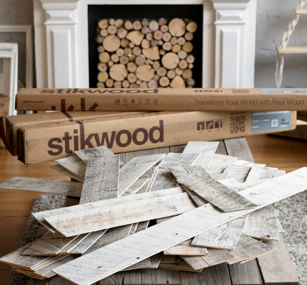 Reclaimed Weathered Wood Panels For Residential Pros