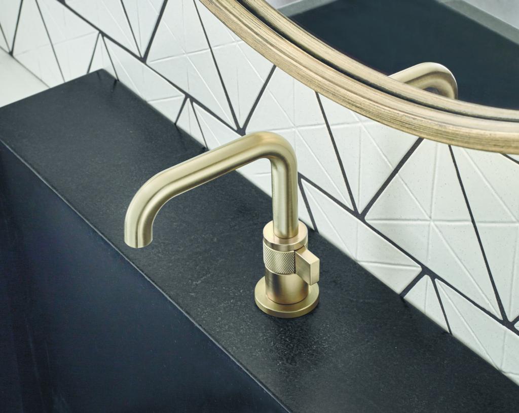 Litze Bath Faucet For Residential Pros