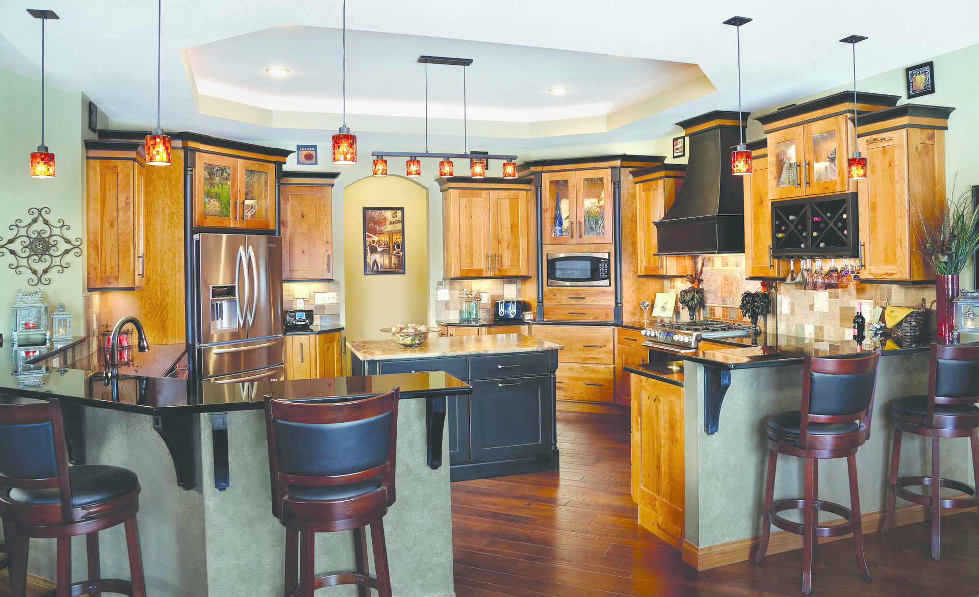 Haas Cabinet Co. Kitchen Cabinets | For Residential Pros