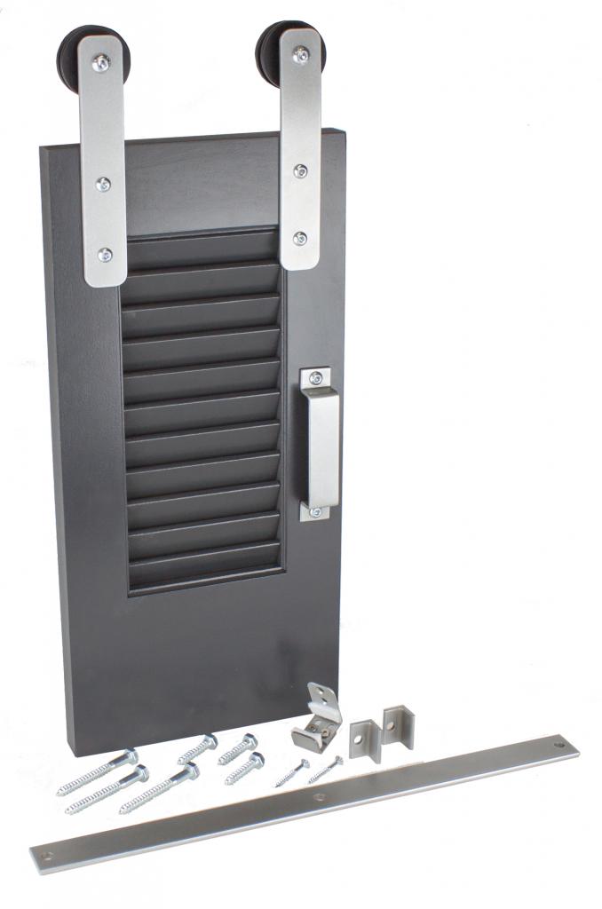 Interior Barn Door Hardware Kit For Residential Pro