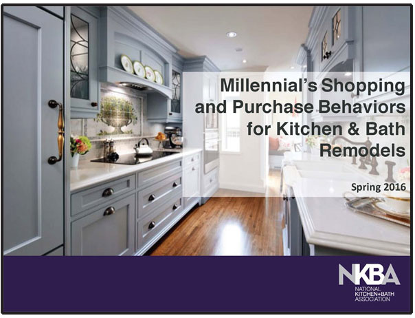 NKBA Study: Millennials Outspend Others on Kitchen and Bath ...