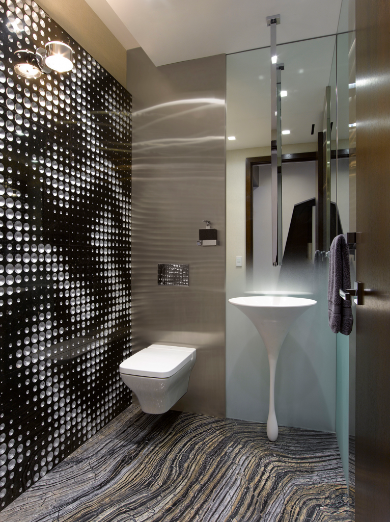 Masculine Powder Room Remodeling Industry News