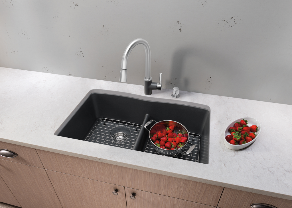 Low Divide Sink | Kitchen & Bath Design News