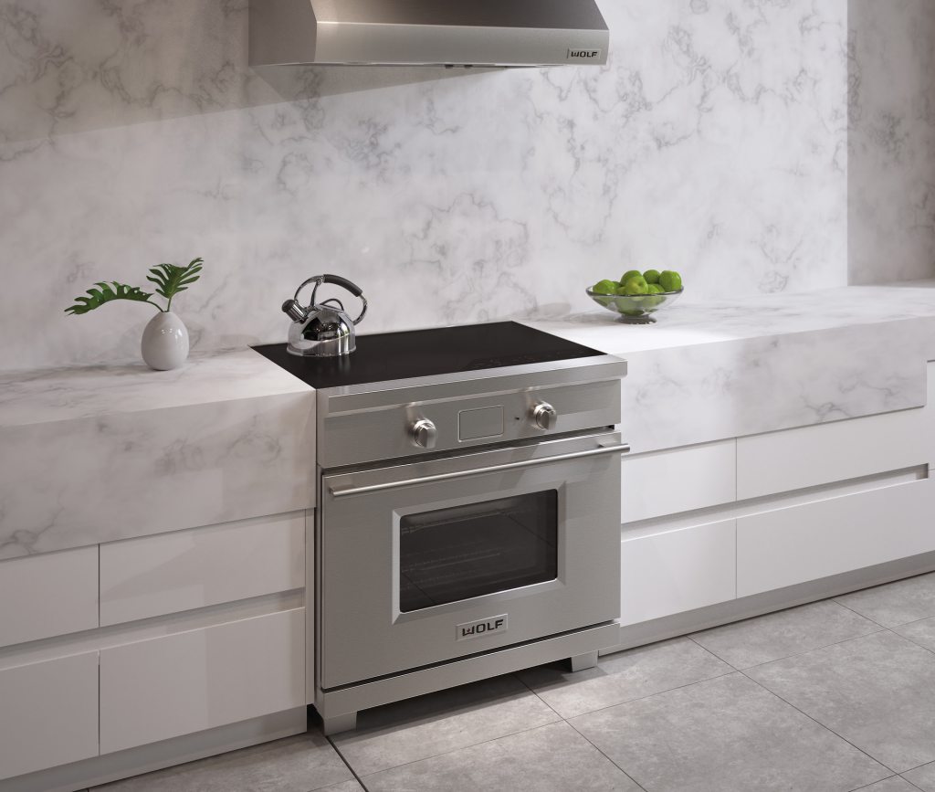 Induction Range For Residential Pros