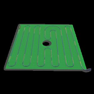 Shower Floor Heating Mat