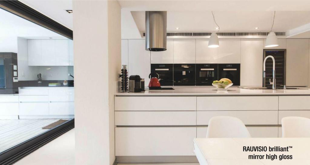 Modern Custom Doors Designed For Today S Kitchens Baths Kitchen