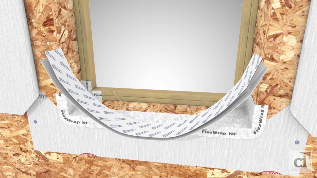 VIDEO] Deep recessed window installation with DuPont™ Tyvek