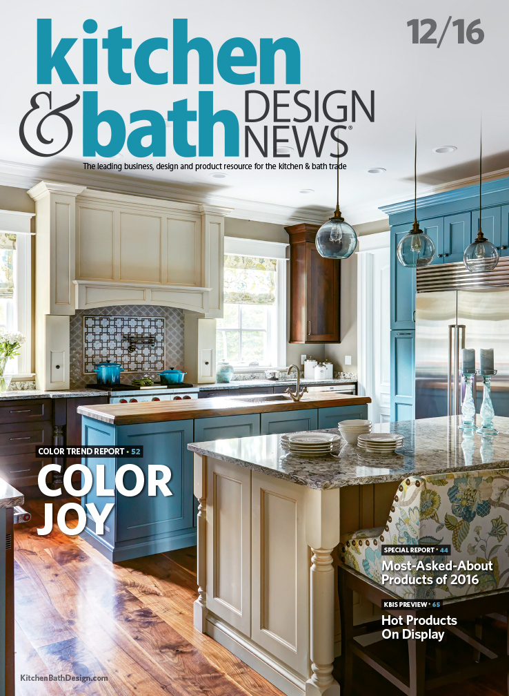 Kitchen & Bath Design News Archives | Kitchen & Bath Design News
