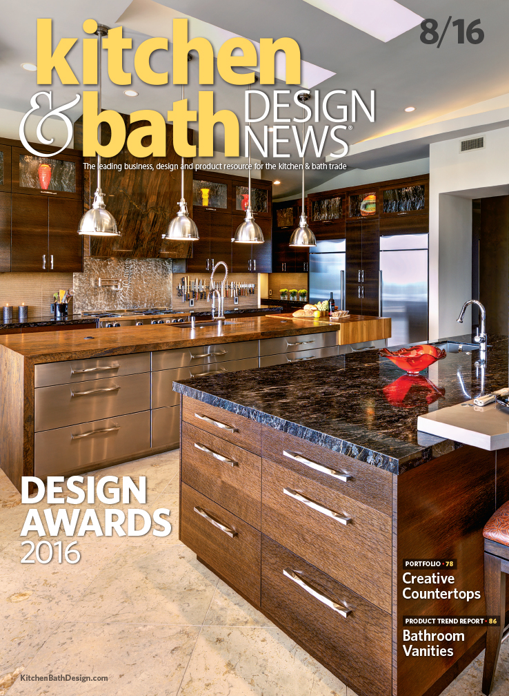 Marvelous Kitchen Bath Design News Archives Kitchen Bath Design News Interior Design Ideas Ghosoteloinfo