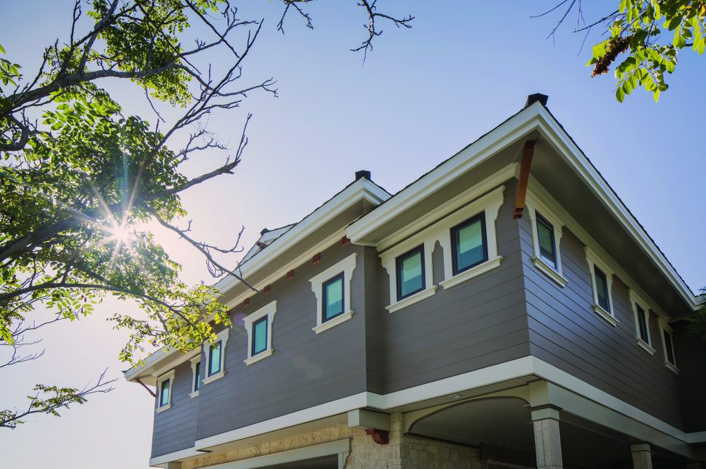 Fiber Cement Features Lock Joint System For Residential Pros