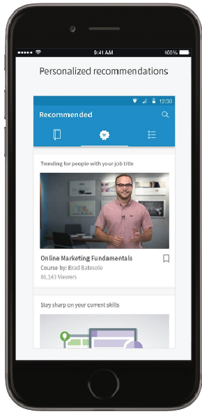 What's App: LinkedIn Learning: Online Courses to Learn