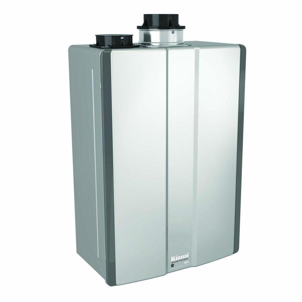 'Smart' on-demand water heating