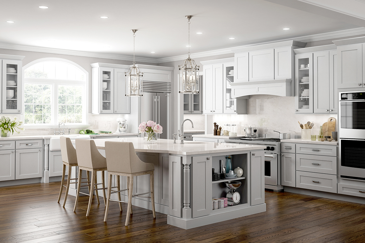 Shaker Style Cabinet | For Residential Pros