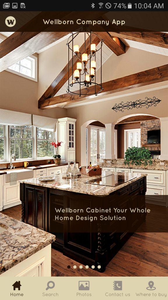 What 39 s app wellborn cabinet inc kitchen bath design - Best kitchen design app ...