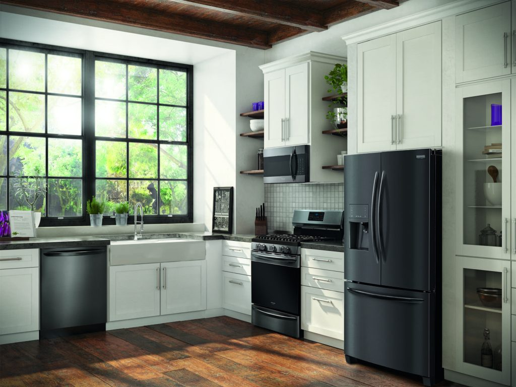 Black Stainless Appliance Finish For Residential Pros