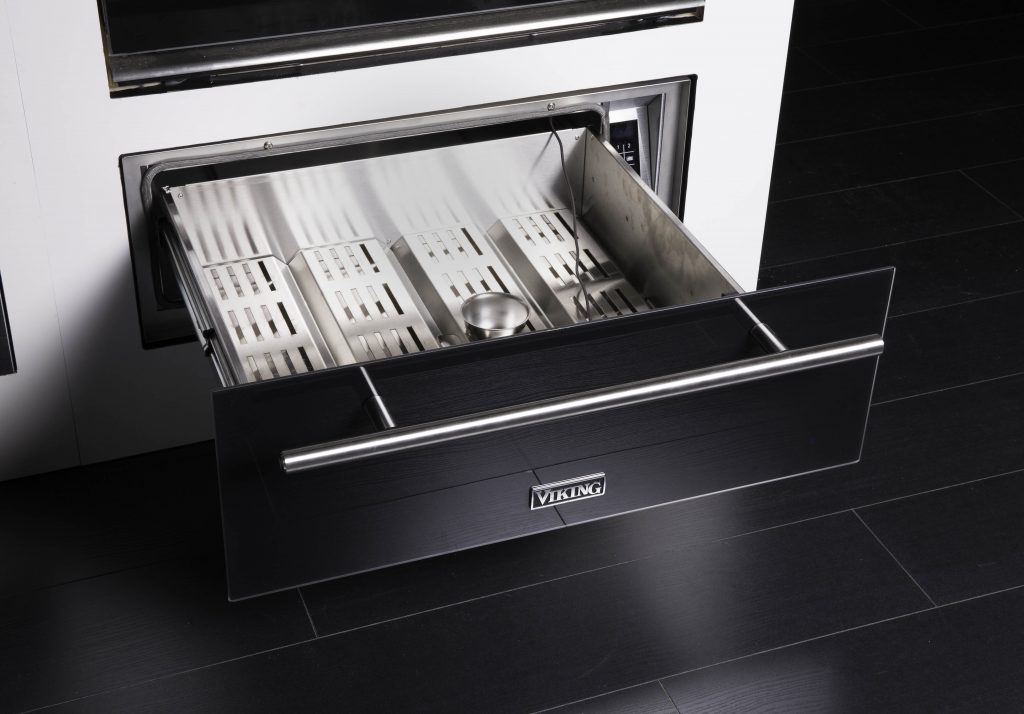 Warming Drawer with Slow Cooking