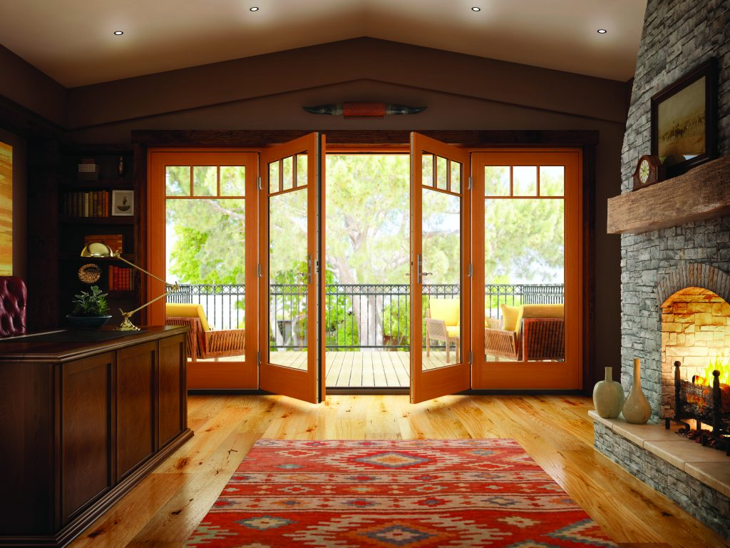 Patio Door With Configuration Wood Exterior Options
