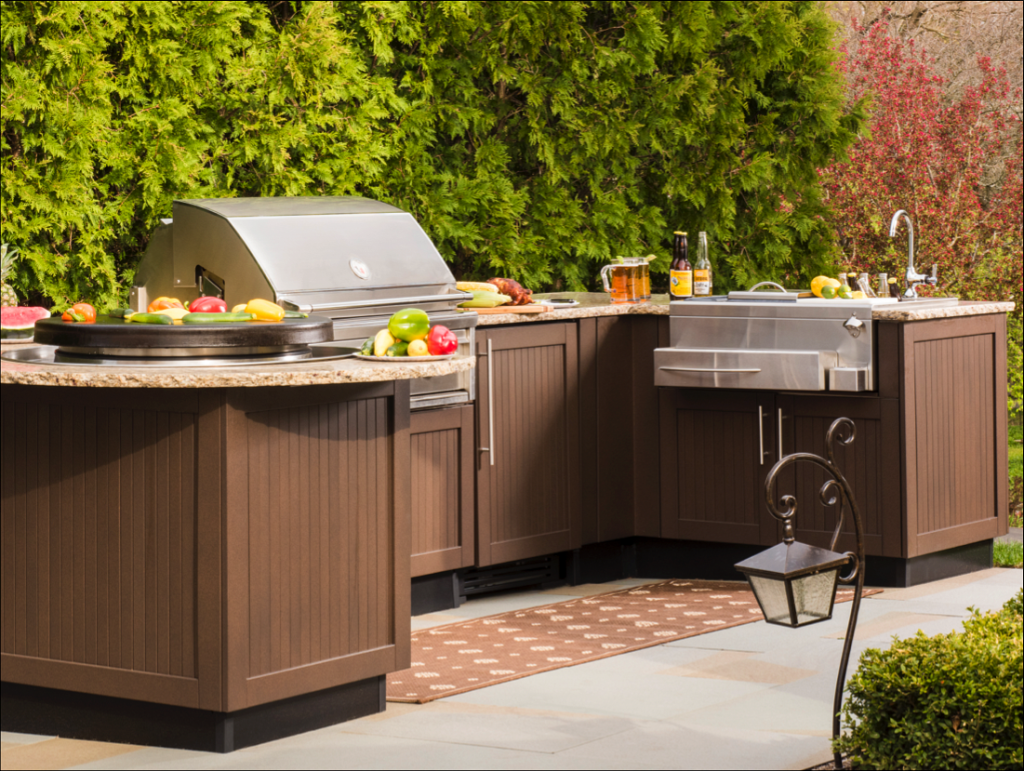 Outdoor Cabinetry   For Residential Pros
