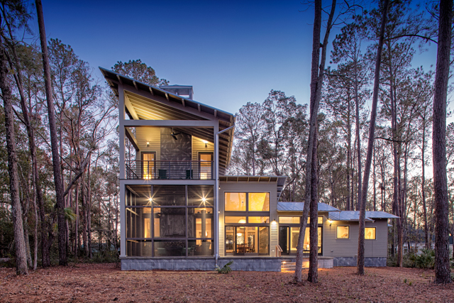 A Contemporary Interpretation of Low-Country Architecture