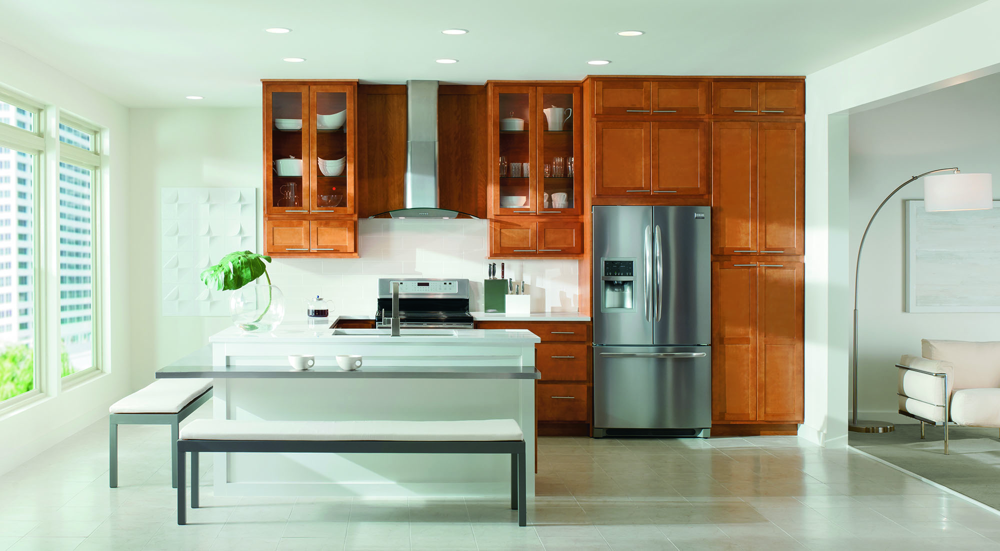 Cabinetry With Smartshield Technology For Residential Pros