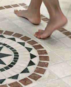 floor warming mat