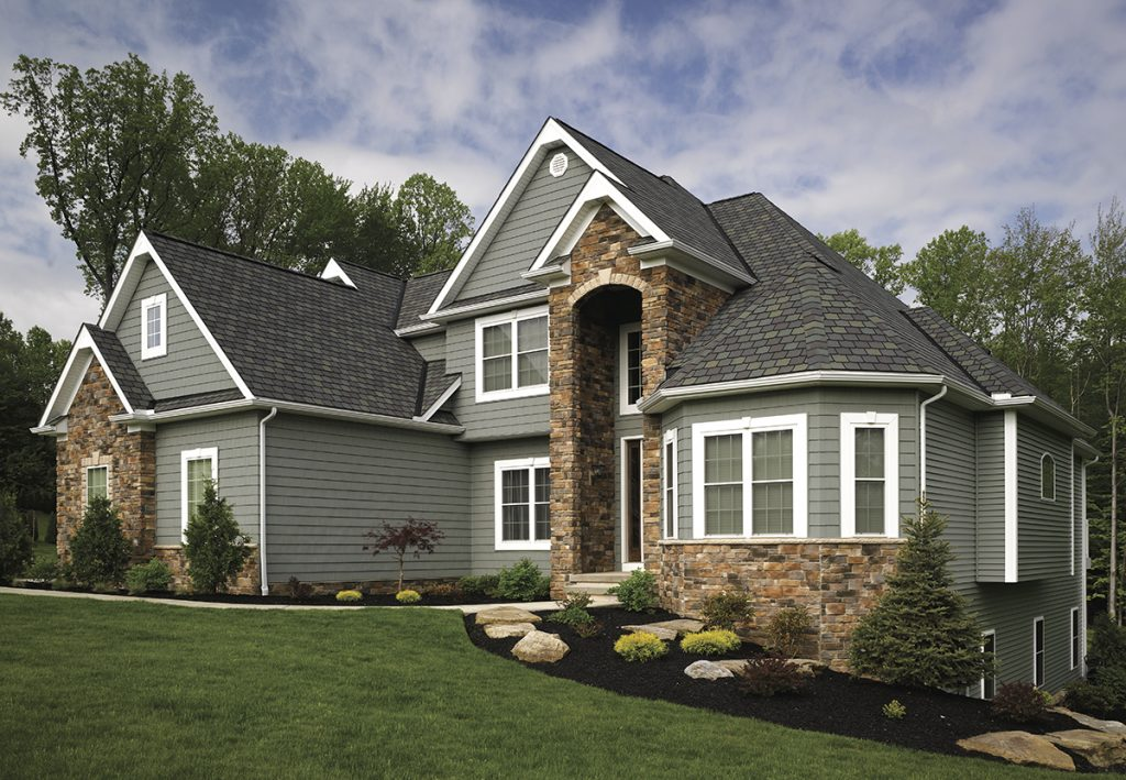 Polymer Siding Aesthetic Approach Residential Design