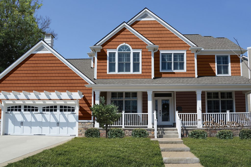 Polymer Siding Aesthetic Approach Remodeling Industry
